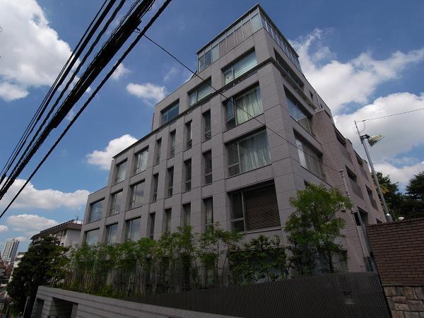プラウド赤坂氷川町の外観画像