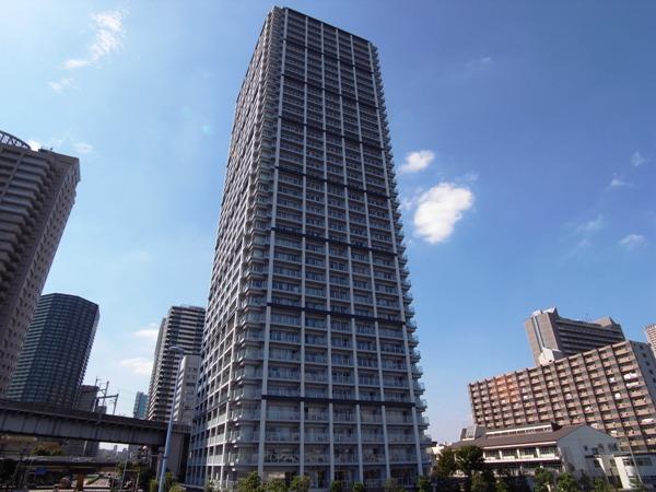 ベイクレストタワーの外観画像