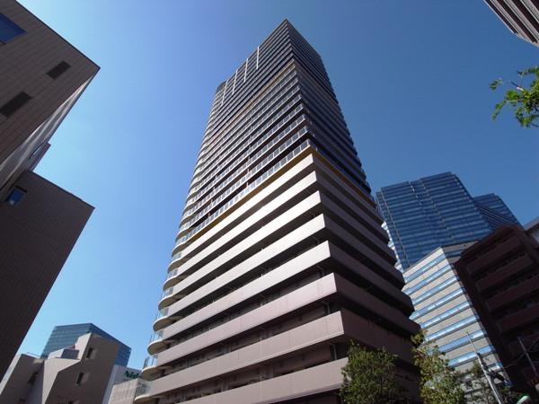 ブリリアタワー大崎の外観画像