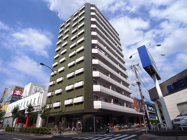 オオサキ竹の塚マンション