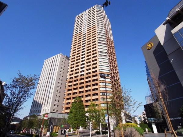 プラウドタワー千代田富士見の外観画像