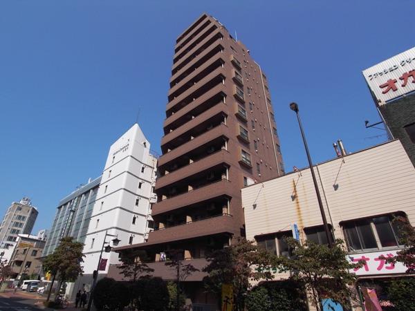 ライオンズマンション小石川シティの外観画像