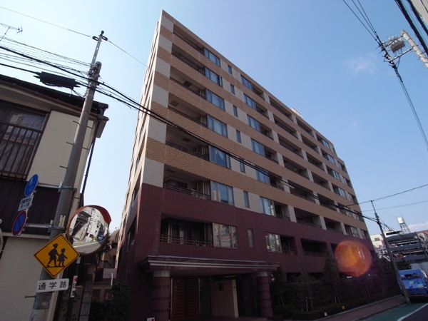 小石川ヒルズの外観画像