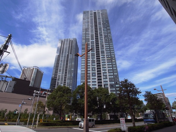 シティタワーズ豊洲ザツインの外観画像
