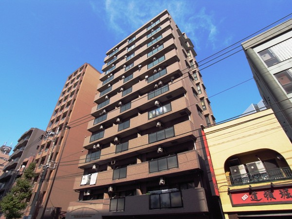 ライオンズマンション成増駅前の外観画像
