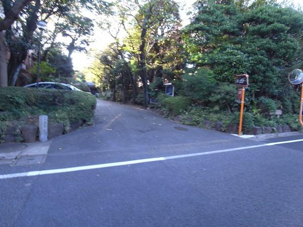 多摩川テラスのエントランス