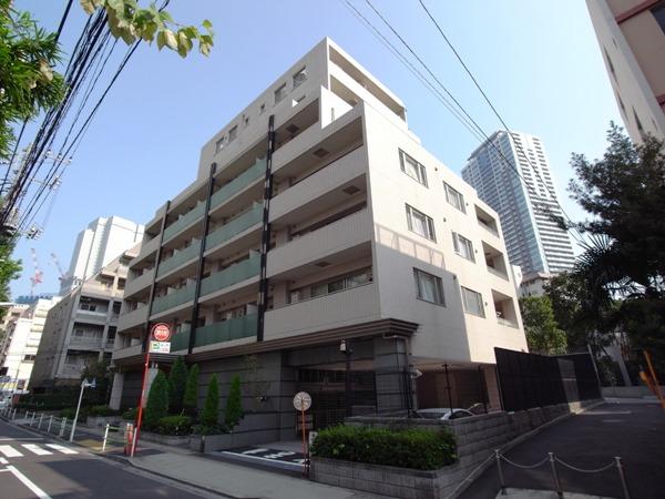 ファミールグランスイートザ赤坂の外観画像