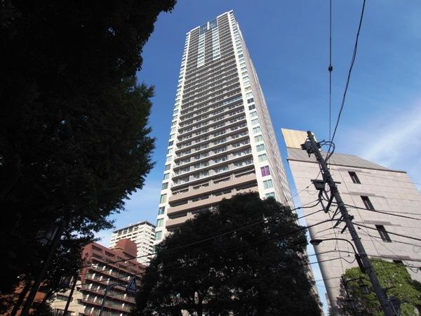 赤坂タワーレジデンスの外観画像