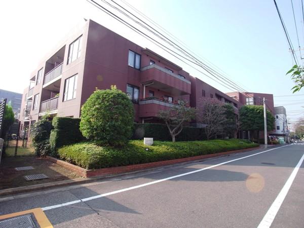 駒沢公園ヒルズの外観画像