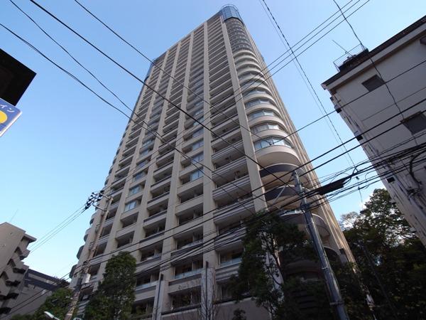 パークコート虎ノ門愛宕タワーの外観画像