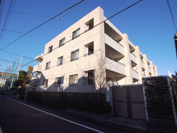 上野毛中町パークハウスの外観画像