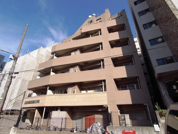 デュオスカーラ渋谷の外観画像