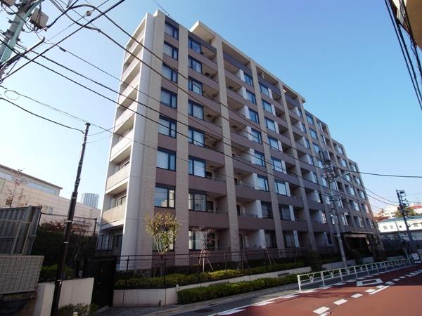 恵比寿パークハウスの外観画像