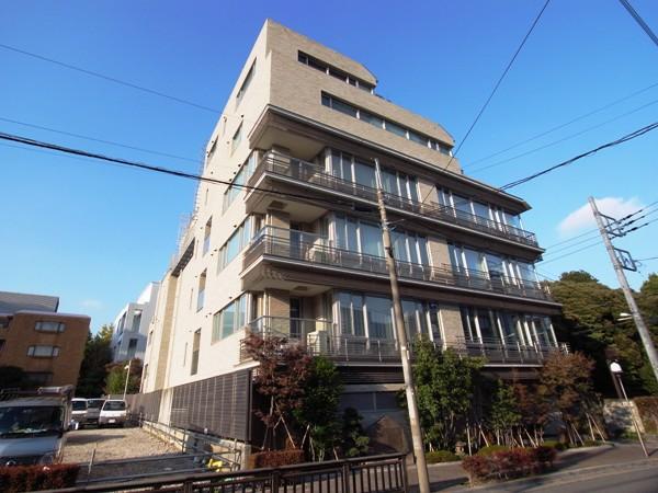 パークハウス常磐松の外観画像