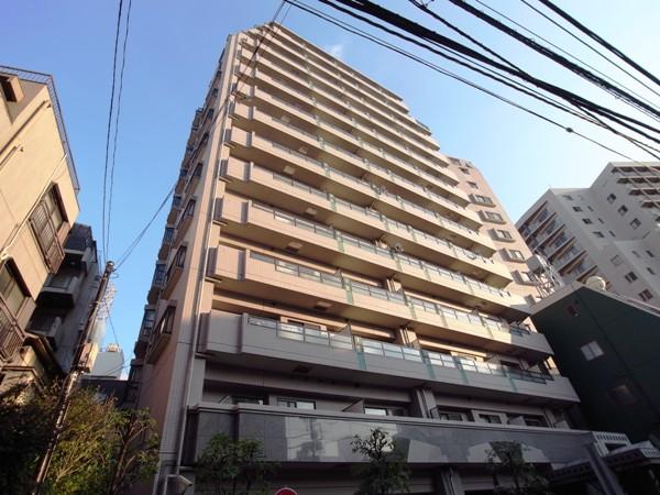 ライオンズマンション渋谷道玄坂の外観画像