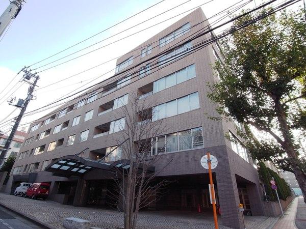 松濤アパートメントの外観画像