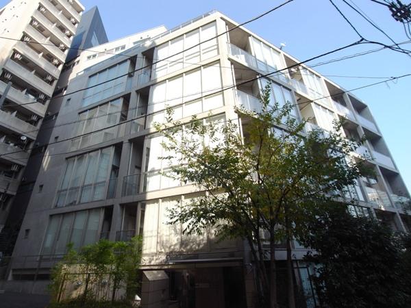 プラウドジェム渋谷神南の外観画像
