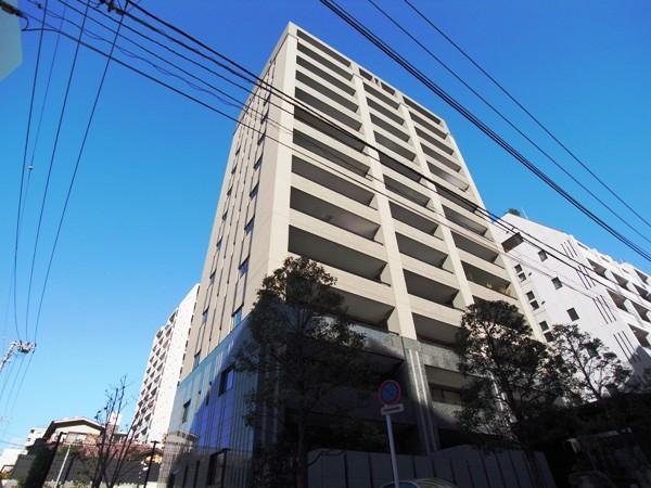 シティハウス本郷弓町の外観画像