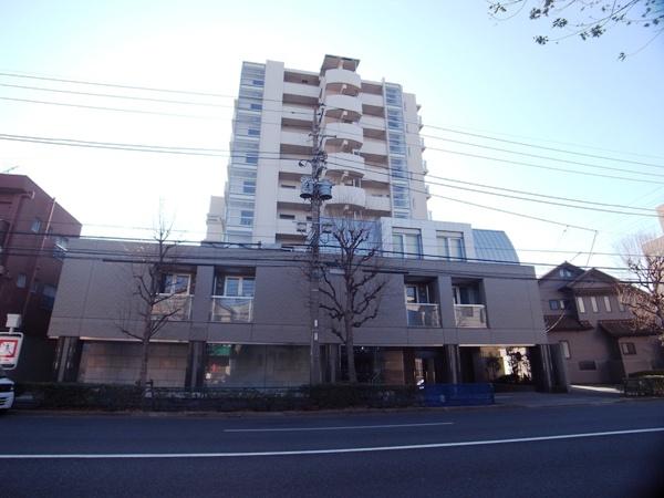シティハウス永福町の外観画像