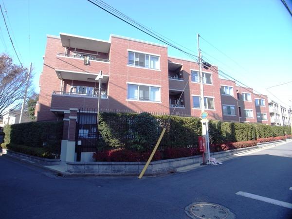 パークホームズ浜田山グラフィオの外観画像