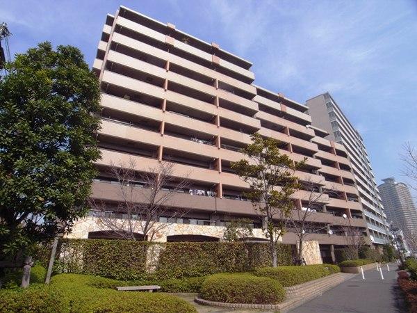 クレストフォルム東京グランイーストの外観画像