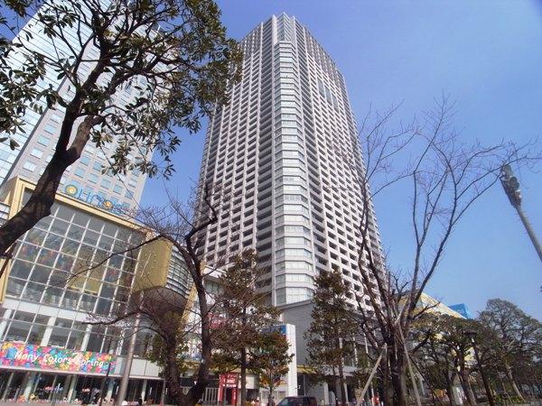 ブリリアタワー東京の外観画像