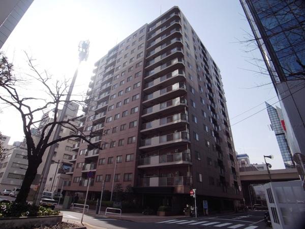 朝日上野マンションの外観
