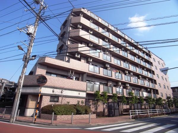 ライオンズマンション東綾瀬公園第2の外観
