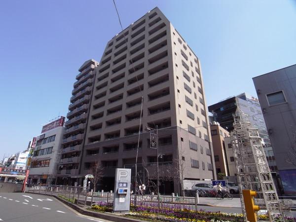コスモ浅草雷門の外観