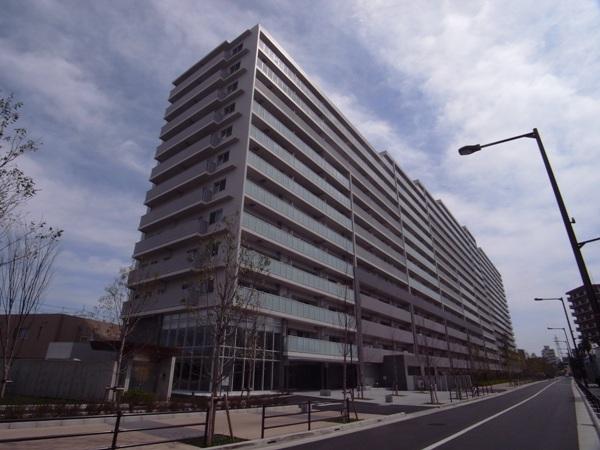 リライズガーデン西新井スカイレジデンスのその他(外観、エントランス、前面の通り等)