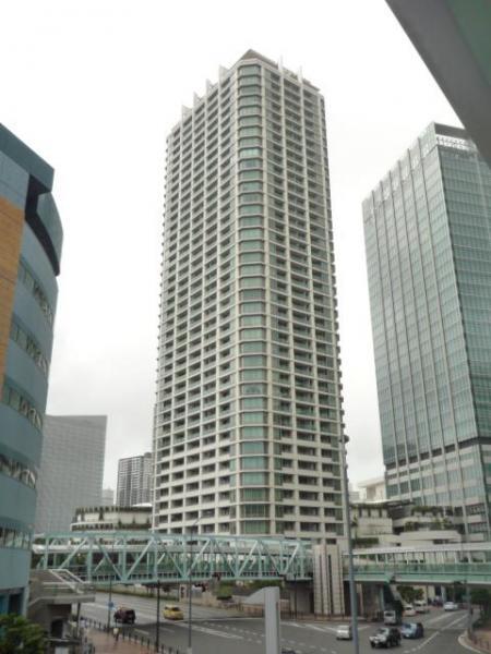 ナビューレ横浜タワーレジデンスの外観画像
