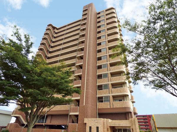 パインズマンション君津サウスタワーの外観画像