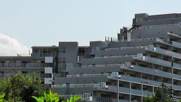 プライムアリーナ新百合ヶ丘の画像4枚目(外観、エントランス、前面の通り等)
