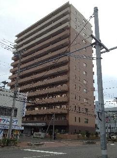 道東(釧路、根室、十勝、網走)でもっとも高い高層マンション
