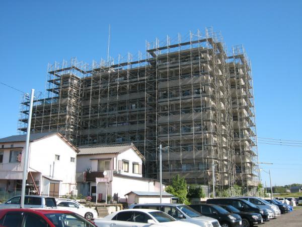 大規模修繕 2010年9月26日撮影