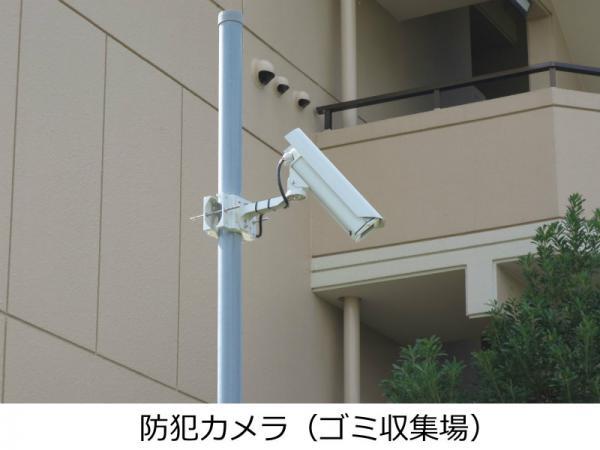 防犯カメラ(ゴミ収集場) 2015年9月27日撮影