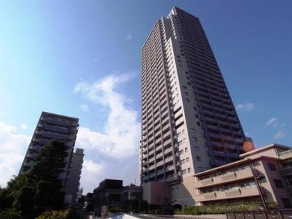 代官山アドレス ザ・タワーの外観