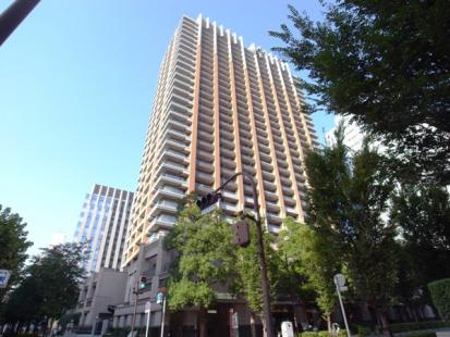 東京パークタワーの外観