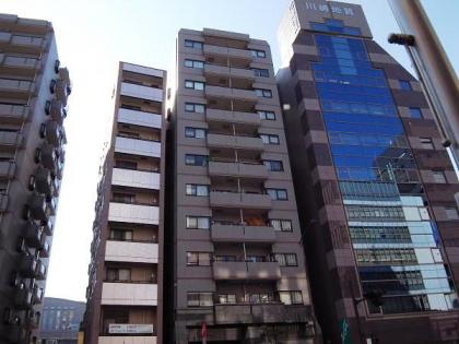 藤和シティスクエア三田ノースウィングの外観