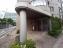 ガーデンホーム品川シーサイドのエントランス