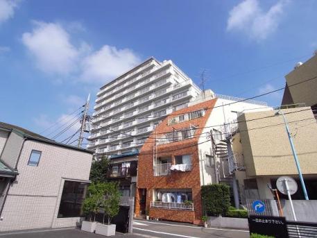 井草サマリヤマンションの外観