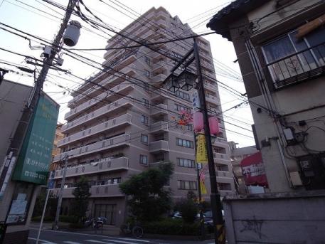 藤和シティホームズ西荻窪駅前の外観