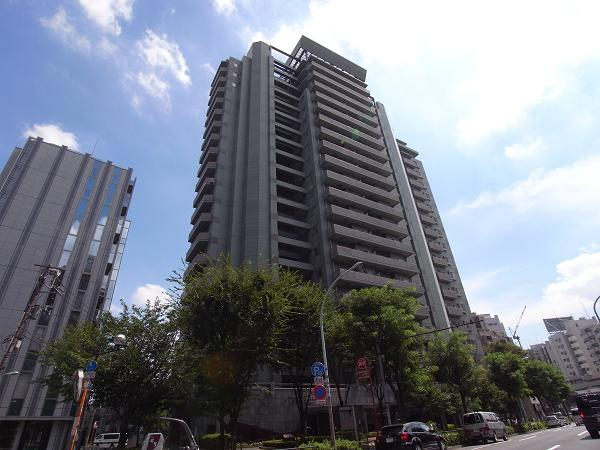 目黒青葉台ソプラタワーの外観