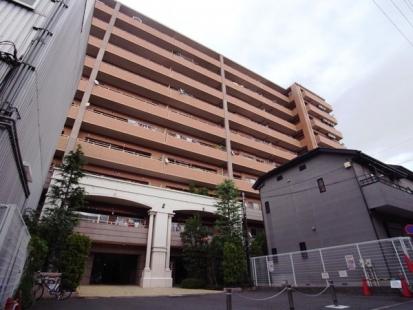 グランシティレイディアント東京イーストの外観