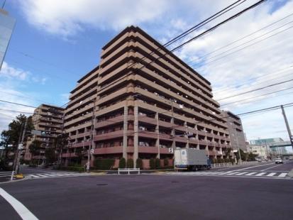 コスモ東京ベイフォートの外観