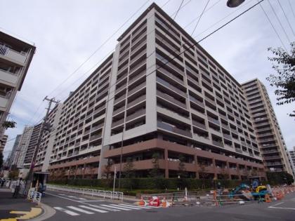 東京フロントコートの外観