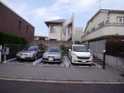 セボン成城学園の外観
