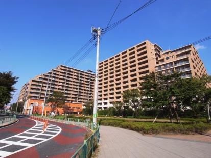東京テラスの外観