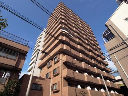 朝日シティパリオ板橋本町の外観