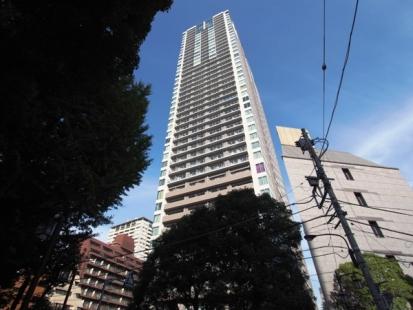 赤坂タワーレジデンス トップオブザヒルの外観